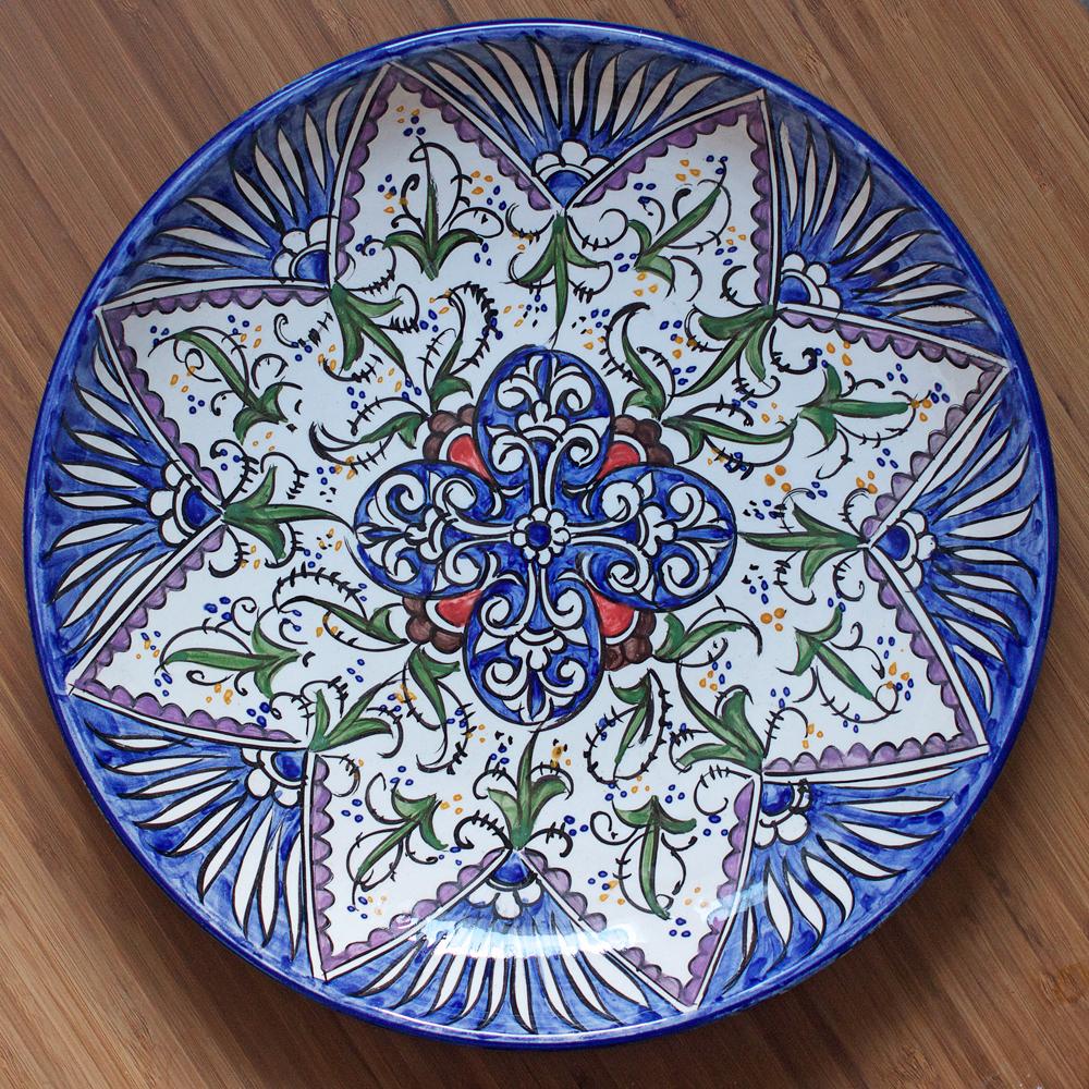 Узоры на тарелках картинки